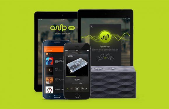 Smartphonespeaker-app AmpMe breidt uit met YouTube-ondersteuning