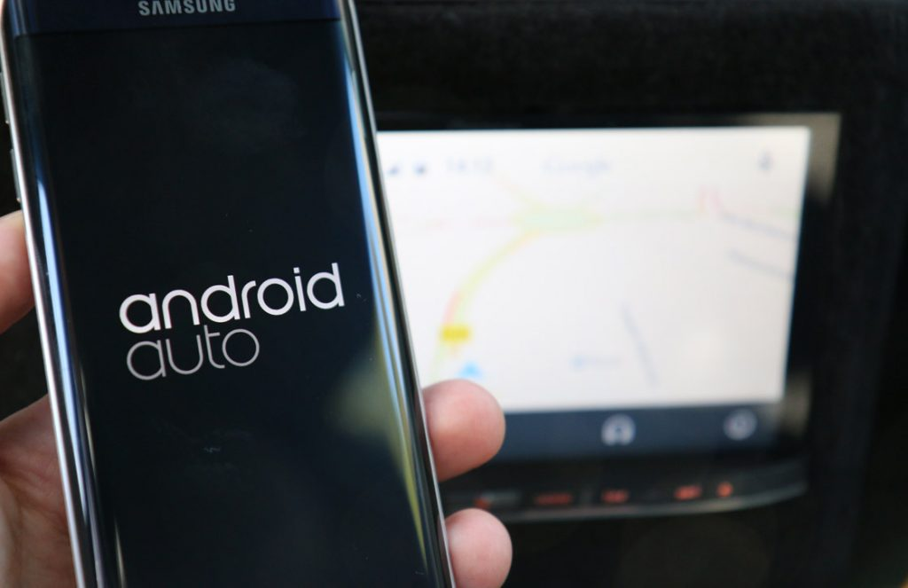 android auto-app