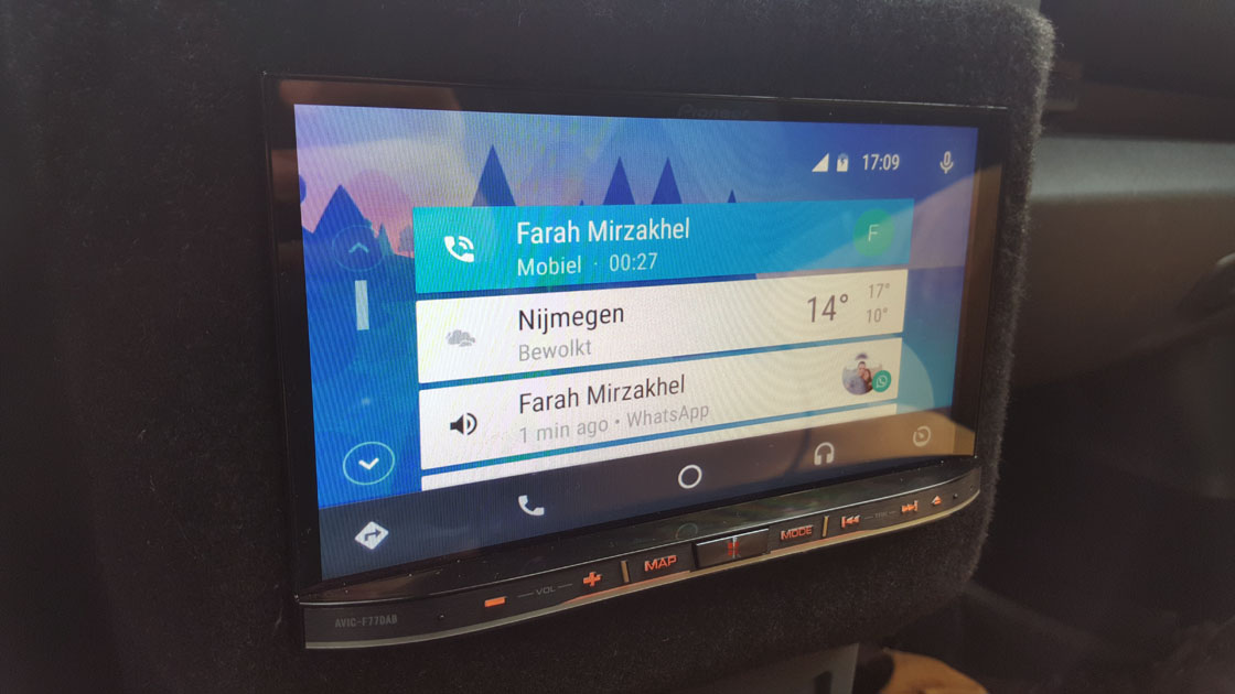 Android Auto review: dit heb je eraan in Nederland