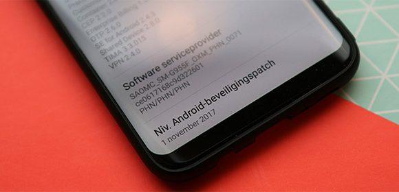 Deze Android-smartphones kregen een (beveiligings)update – week 34