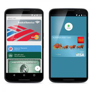 Android Pay uitrol