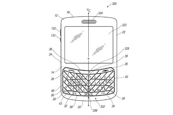blackberry-patent