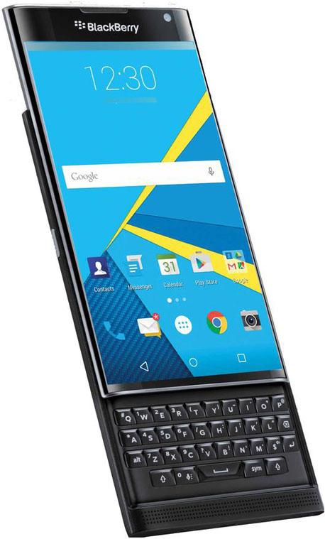 BlackBerry Priv video