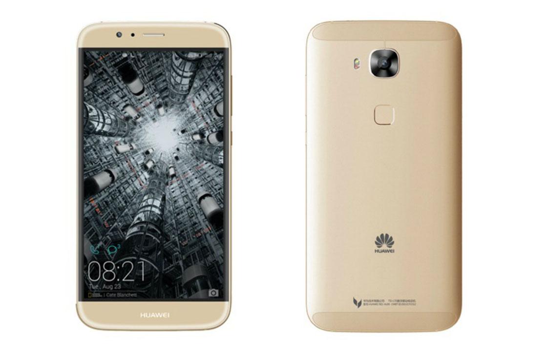 Huawei G8 officieel: 5,5 inch-scherm en 13 megapixel-camera