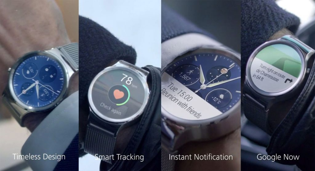 huawei watch in nederland