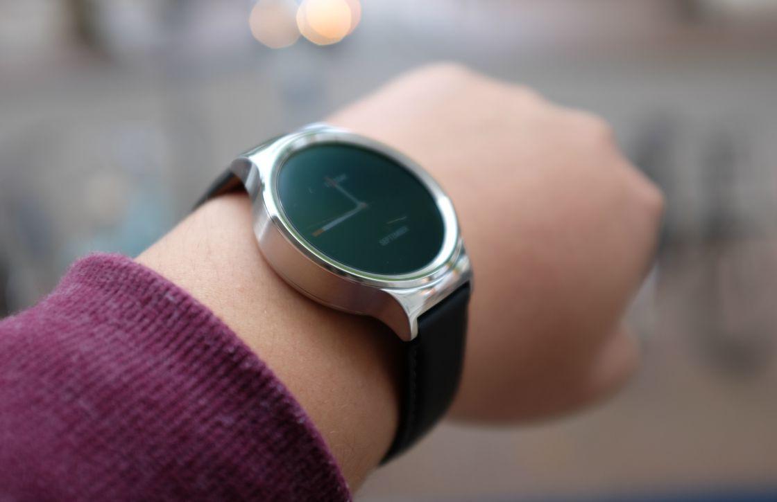Huawei Watch Review: de mooiste smartwatch is ook erg prijzig
