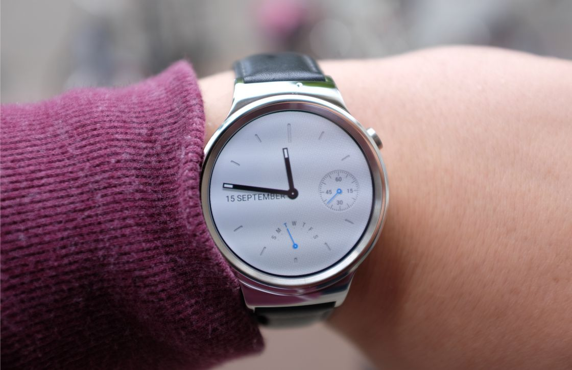 'Huawei Watch 2 onthulling in februari, voorzien van 4G-ondersteuning'