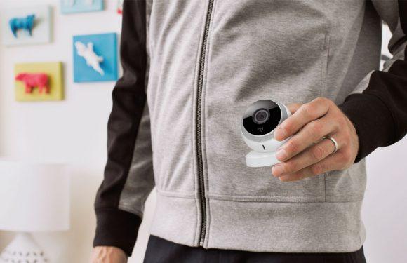 Logitech kondigt beveiligingscamera aan die werkt met Android