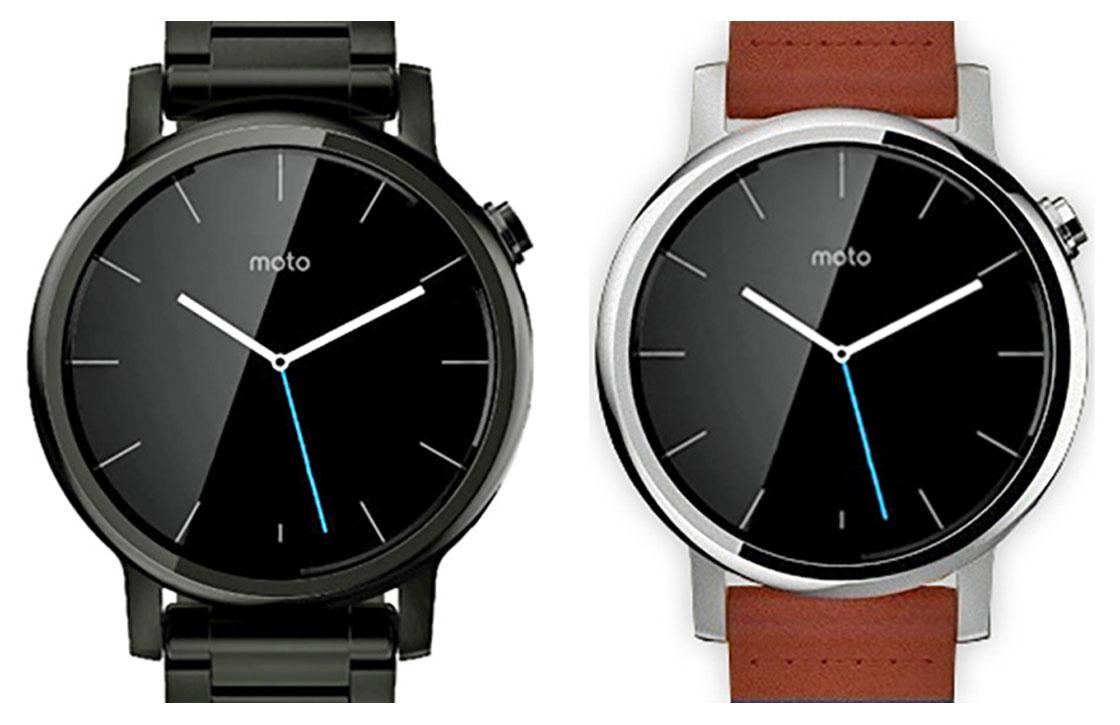 Motorola presenteert nieuwe Moto 360 op 8 september