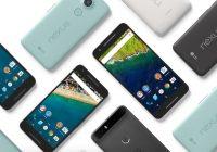 Nexus 5X en 6P nu in Nederland te bestellen: hier kun je terecht
