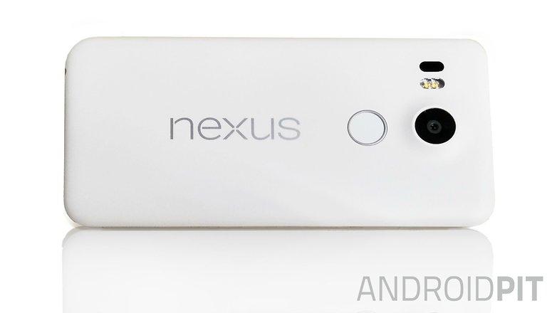 Nexus 5 (2015) achterkant