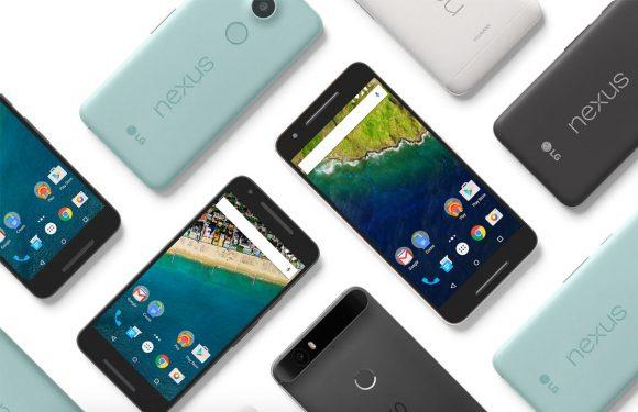 Nexus 5X en 6P tijdelijk tot €100 goedkoper in Google Store