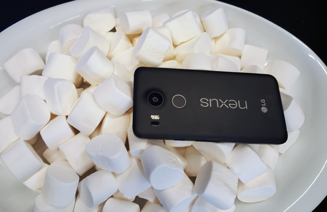 Nexus 5X Preview: aan de slag met de eerste Marshmallow-smartphone