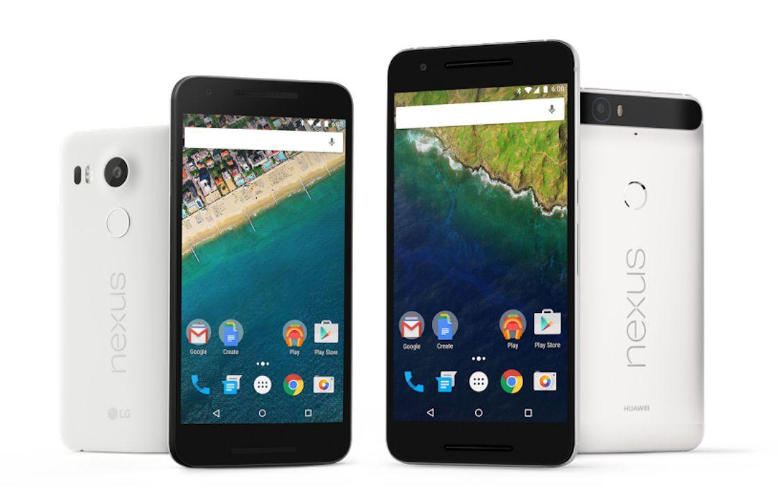 Nexus 6P en Nexus 5X officieel: check specs, foto's en releasedata