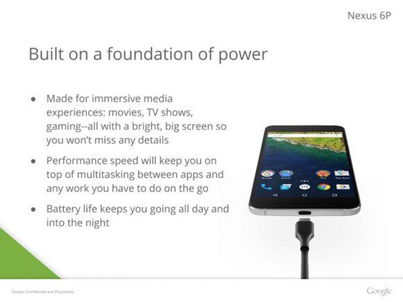 Nexus 6P presentatie