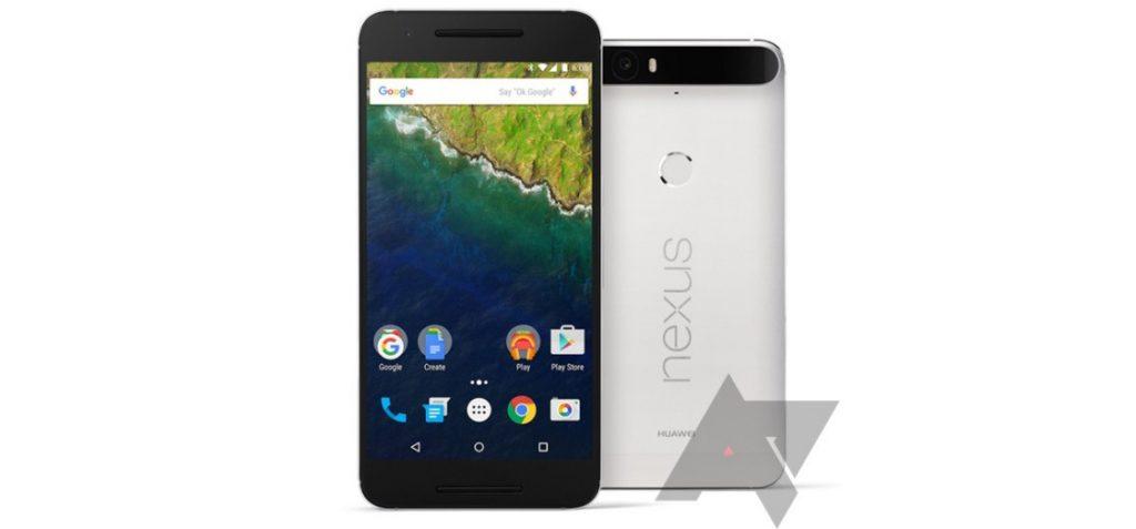 nexus-telefoons nexus 6p