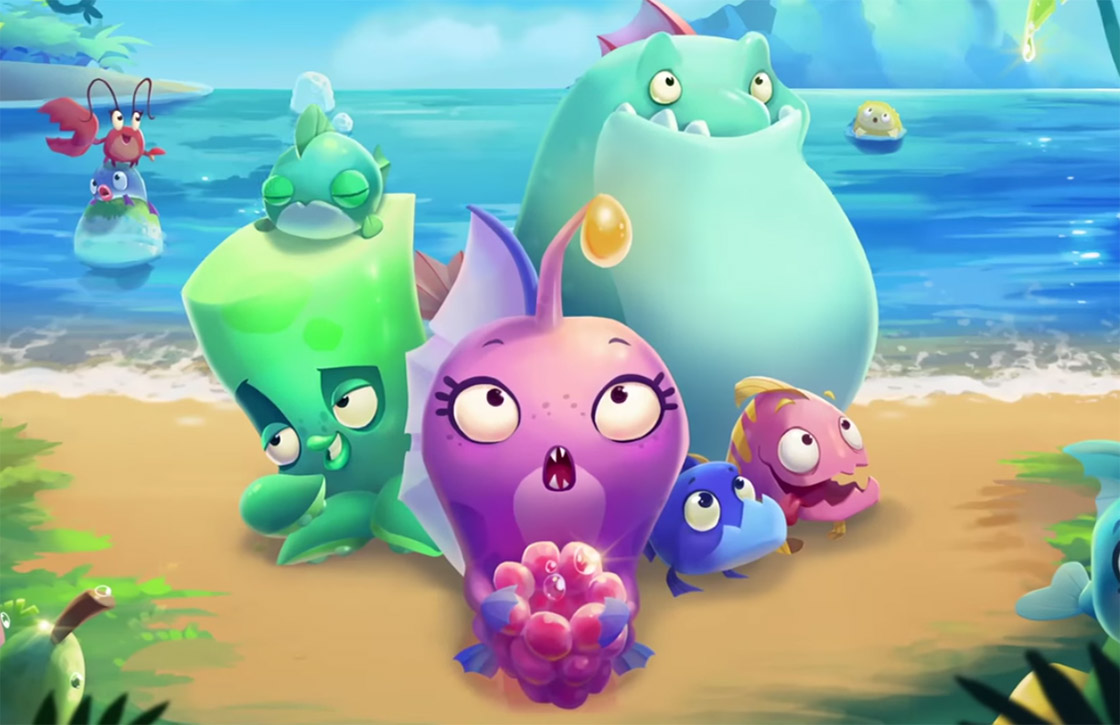 Nibblers: nieuwe puzzelgame van de makers van Angry Birds