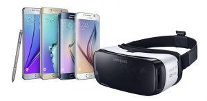 nieuwe Gear VR