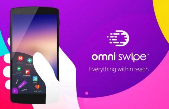 Tip: Omni Swipe brengt apps binnen duimbereik