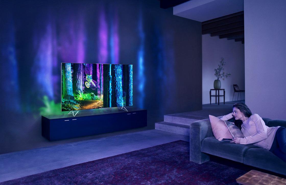 Philips introduceert nieuwe 4K-televisies met Android TV