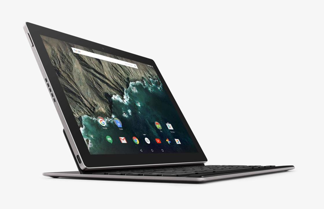 Google Pixel C officieel: nieuwe tablet met afneembaar keyboard