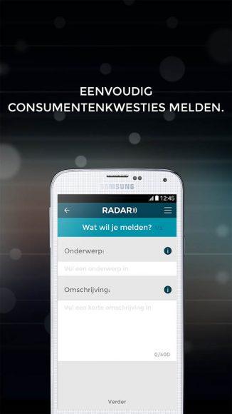 Radar Android