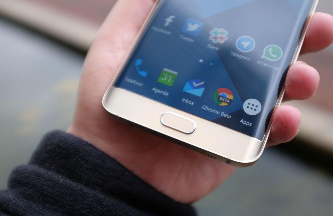 Let op: geen updates meer voor de Samsung Galaxy S6 Edge Plus