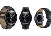 Samsung lanceert Gear S2 op 30 oktober in Nederland