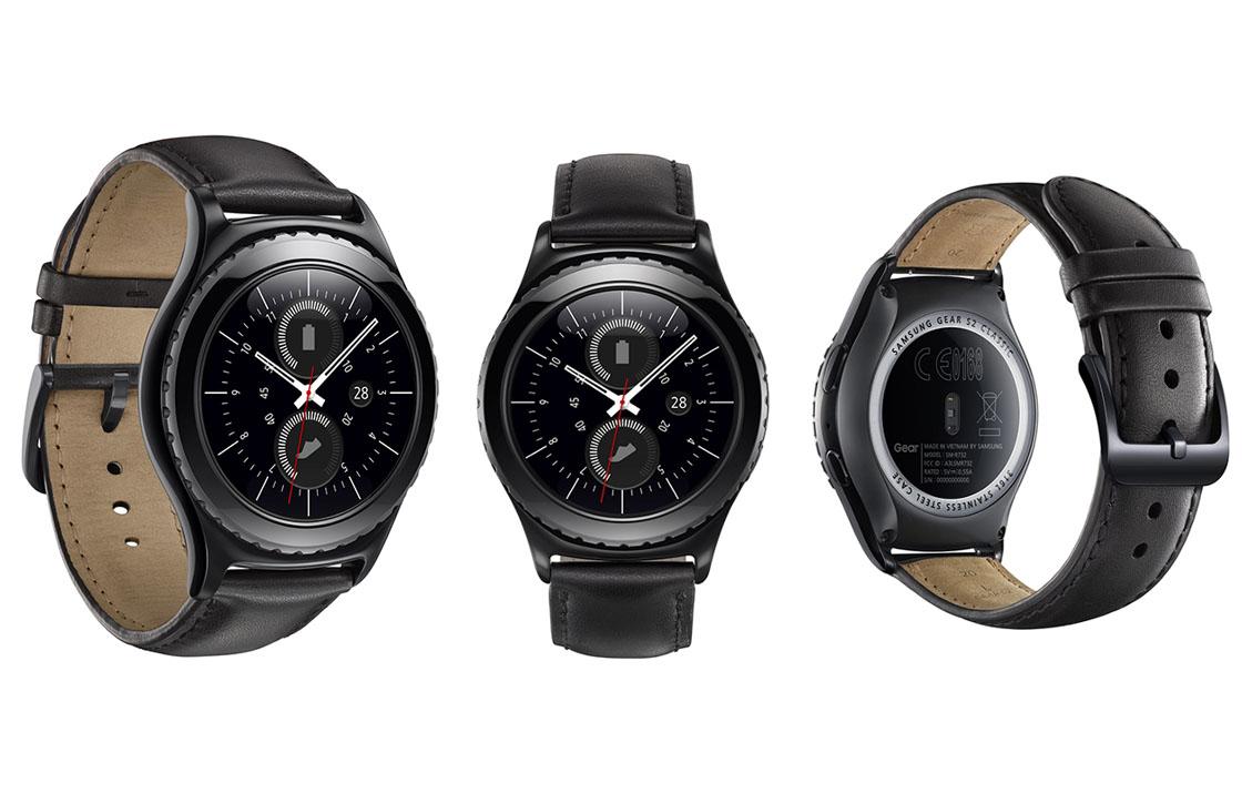 Samsung Gear S2 volgende maand naar Nederland voor 349 euro