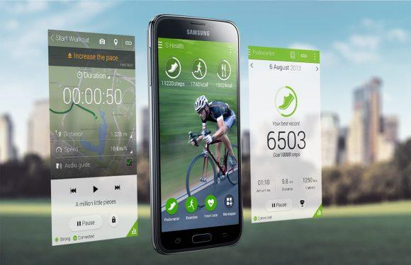 Gezondheids-app S Health voor alle Android-toestellen beschikbaar