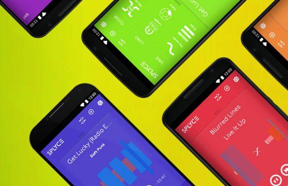 Splyce is een slimme en persoonlijke muziek-app voor je Android