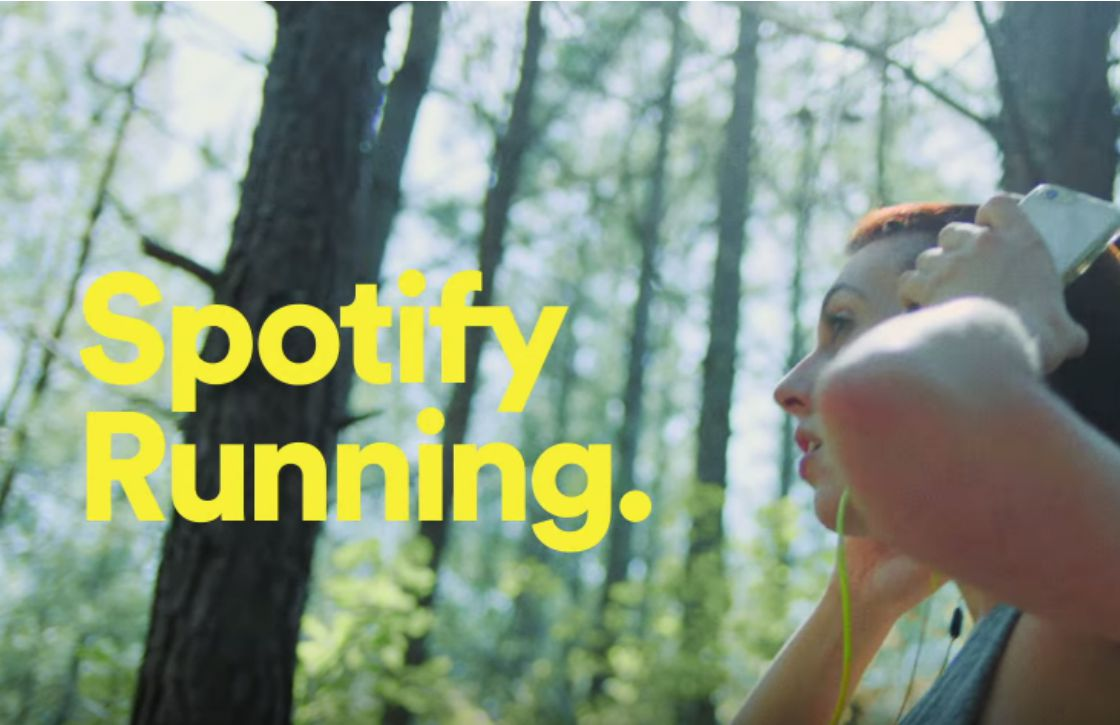 Hardloopfunctie Spotify nu ook beschikbaar voor Android