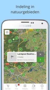 Wandelen-app