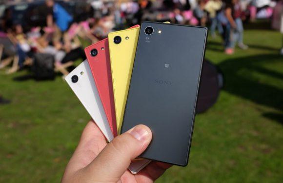 Sony Xperia Z5, Compact en Premium preview: weer op de weg omhoog