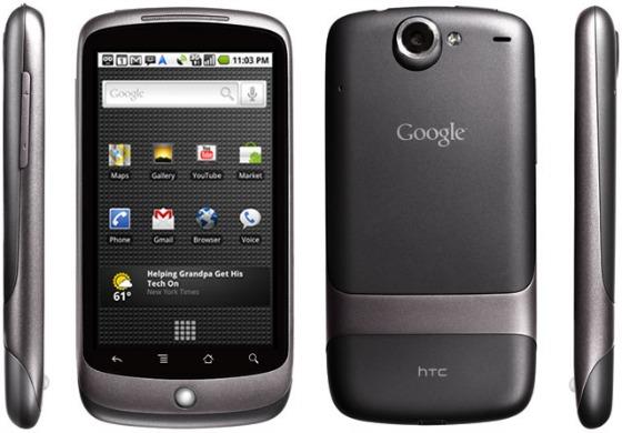Google Nexus One terugblik