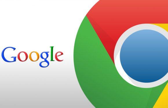 Zo ziet de Material Design-update van Google Chrome er uit