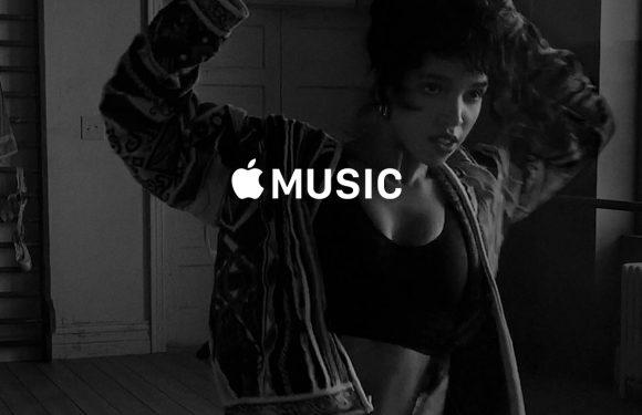 Zo ziet Apple Music voor Android er mogelijk uit