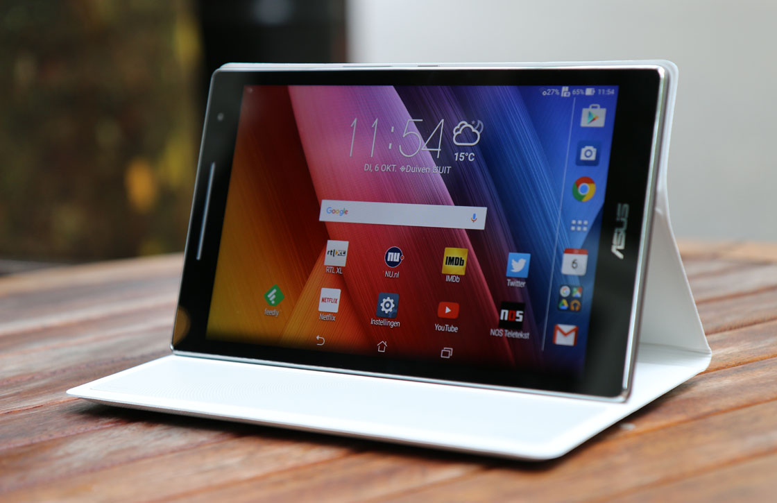 Asus ZenPad 8.0 Review: compacte budgettablet presteert matig