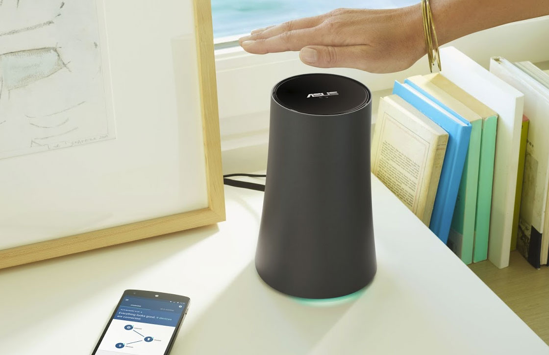 Google onthult slimme Asus OnHub-router