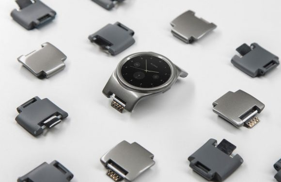 Modulaire smartwatch grote hit op KickStarter