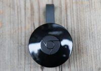 Nieuwe versie van Chromecast krijgt bluetoothfuncties