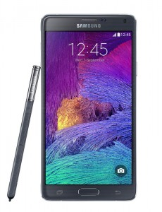 galaxy note 4 press