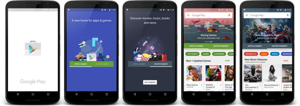 google play 6.0