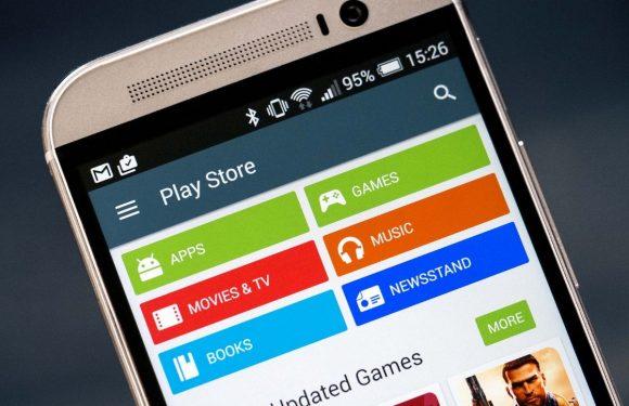 Zo hard groeide Google Play in zes jaar tijd