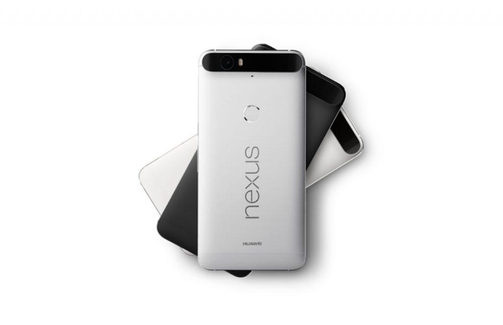 Nexus 6P microfoon