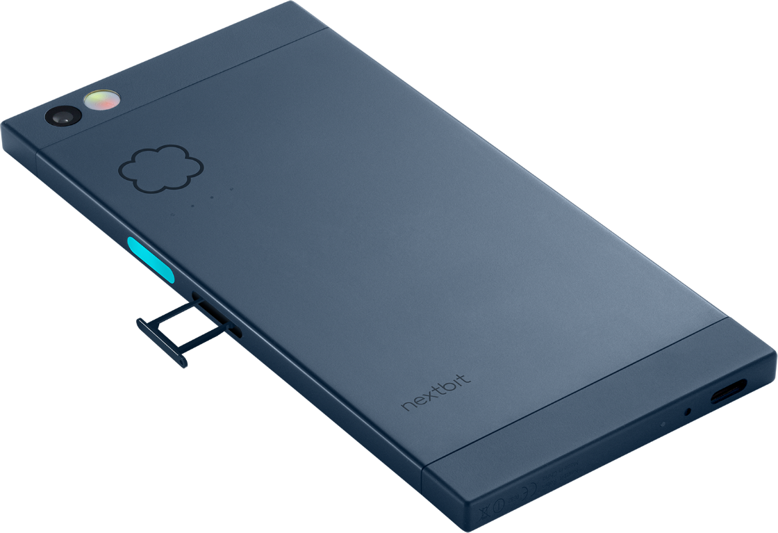 how to tell if the nextbit robin is charging