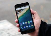 Nexus 6P en 5X krijgen geen update naar Android P