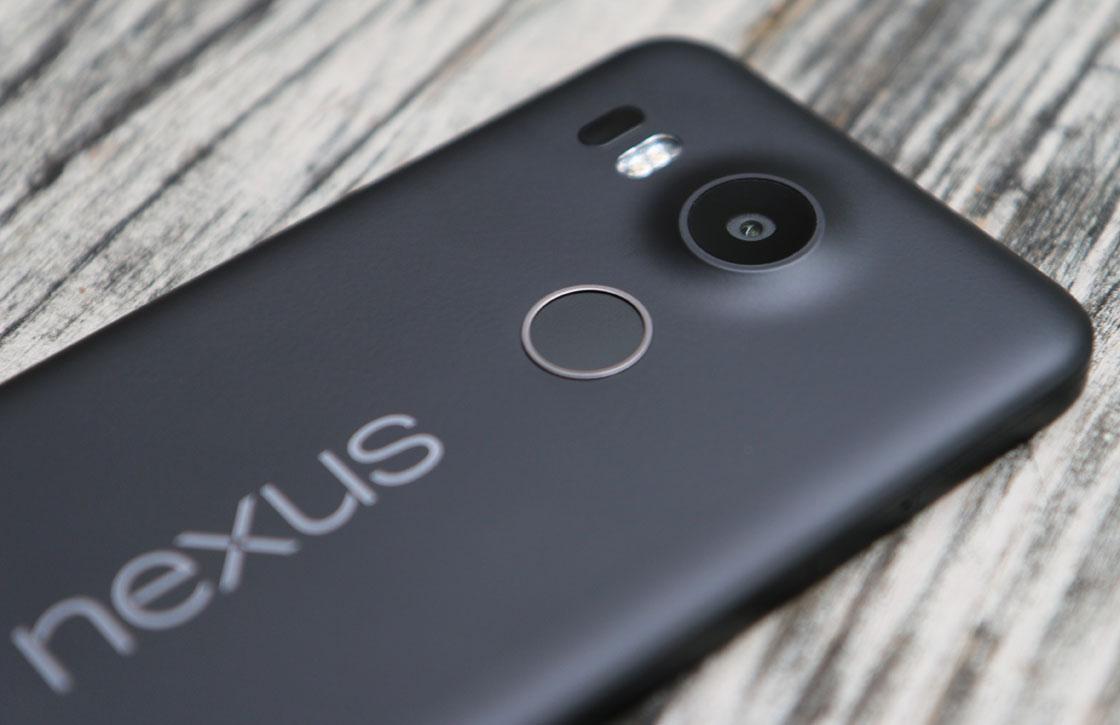 LG brengt Nexus 5X op 9 november uit in Nederland