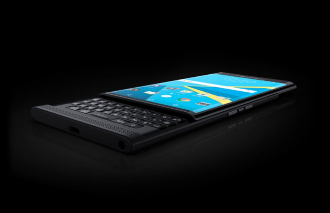 BlackBerry dumpt Priv: geen verdere updates voor eerste Android