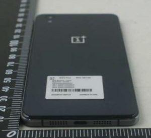 OnePlus X foto